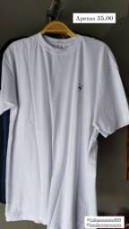 Camisas básicas osklen 35,00