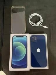 iPhone 12 Azul 128gb<br><br>