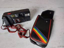 Máquina fotográfica Yashica MD 135 c/ a Capa original - relíquia anos 80