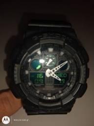 Relógio Cássio G-Shock GA 100 Preto