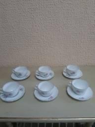 Xicaras antiga porcelana