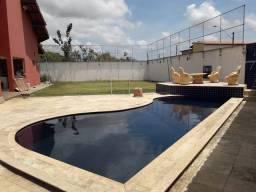 Alugo casa c/ piscina  na chácara Brasil turu/4 quartos