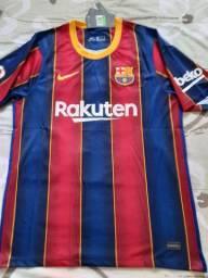 Camisa Barcelona Home
