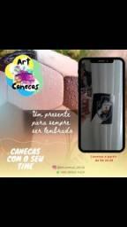 ArtCanecas times - personalizamos para vc