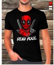 Camisa, Camiseta Demolidor, Deadpool