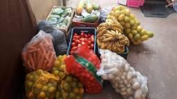 Cesta de frutas ou verduras