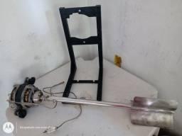 Mexedor de canjica nunca foi usado com palheta de inox