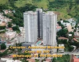 Jardins Residence Resort Nova Iguaçu - Oportunidade Apartamento de 4 Suítes
