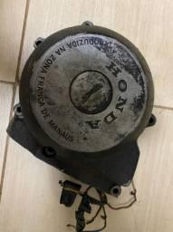 Tapa lateral esquerda original da cg125