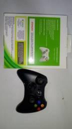 Controle sem fio Xbox 360 novo