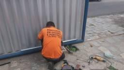 manutenção de portão e motor