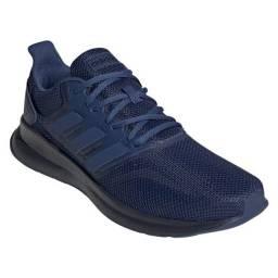 Tênis Adidas Runfalcon Azul n°40