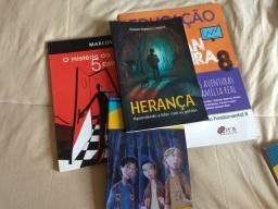 Livros paradidático escola adventista