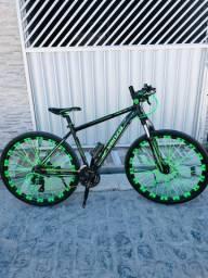 Bike aro 29 toda shimano freio a óleo shimano toda no enrolamento toda de alumínio