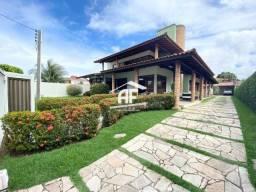 Excelente Casa no Condomínio Jardim do Horto II - 450m², 05 quartos