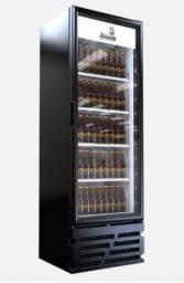 Cervejeira porta de vidro 454 litros - Gizelle