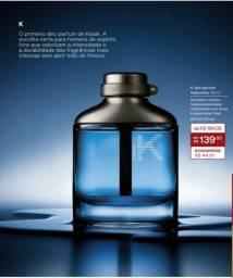 Título do anúncio: Perfume Kaiak K Masculino 100ml