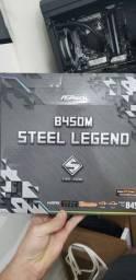 B450M Steel Legend 5 meses de uso esta na garantia