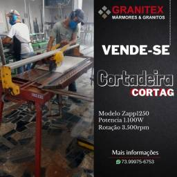 Máquina Cortag - Para Corte de Porcelanato, Cerâmica e Granito