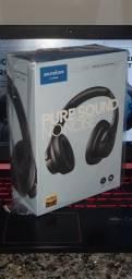 Fone de ouvido Bluetooth Soundcore Anker Q20 Life Cancelamento de Ruido Novo lacrado
