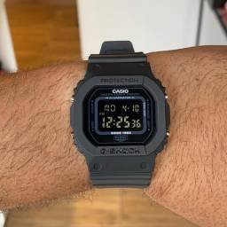 Relógio casio G-SHOCK dw56 quadrado