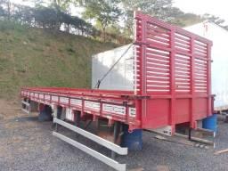 Carroceria 8,50m para caminhão truck fs caminhoes