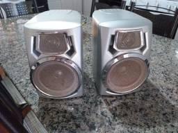 2 caixa de som