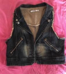 Colete Marisa Jeans