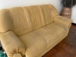 Vendo sofá 2 e 3 Lugares