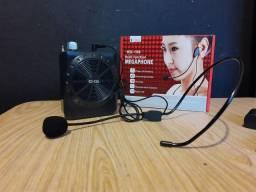 Título do anúncio: Microfone Auricular com amplificador KD-150