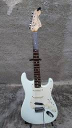 Guitarra Customizada - Trocas
