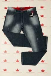 Calca jeans em atacado
