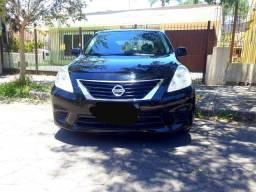 2013 Nissan Versa SV 1.6 Manual Top 78mil Km Financio