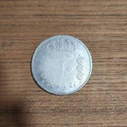 2 pecas antigas prata