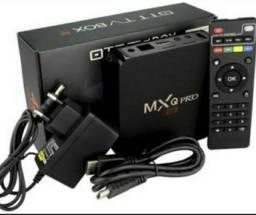 Tv Box Configurado Youtube Netflix Completo 128gb 8gb Atacadao Eletro