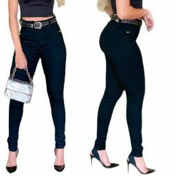Calça Jeans Hot Pants Levanta Bumbum