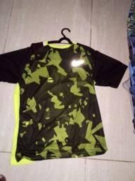 Título do anúncio: Camisas e bermudas Nike