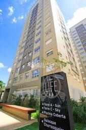 Apartamento à venda com 2 dormitórios em Jardim carvalho, Porto alegre cod:313703