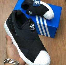 Adidas Slip-ON unissex (ENTREGA GRÁTIS)