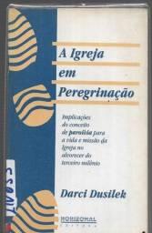 olx0128a livro a igrja em peregrinação - darci disilek