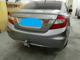 Honda Civic show de bola