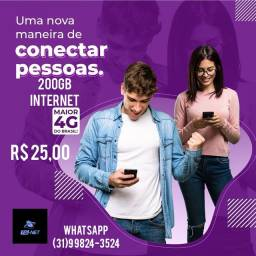 Dados móveis para celular