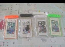 Capas a prova dágua para proteger o celular