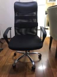 Cadeira de escritorio presidente - Finlandek Detroit