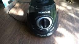 Liquidificador Modial Premium 800W 220V sem copo.