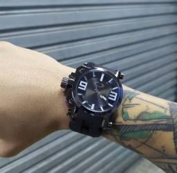 Relógio Gearbox Titanium masculino