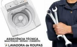 Conserto de Máquina de Lavar em Domicílio
