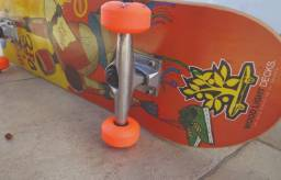 Skate completo montado