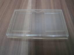Porta Etiqueta acrílico cristal
