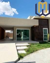 Casa em condomínio fechado em Maracanaú